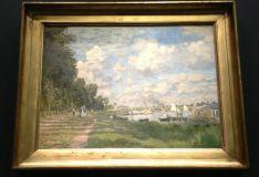 """Claude Monet, """"Le Bassin d'Argenteuil"""" (1872)"""