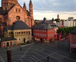 Der Hohe Dom zu Mainz (St. Martin's Cathedral)
