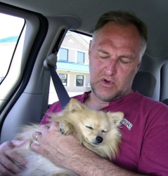 Poppie sings me to sleep on long car rides!
