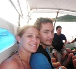 Shuttle to Koh Larn Island
