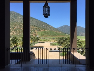 Veramonte winery in Casablanca, Chile