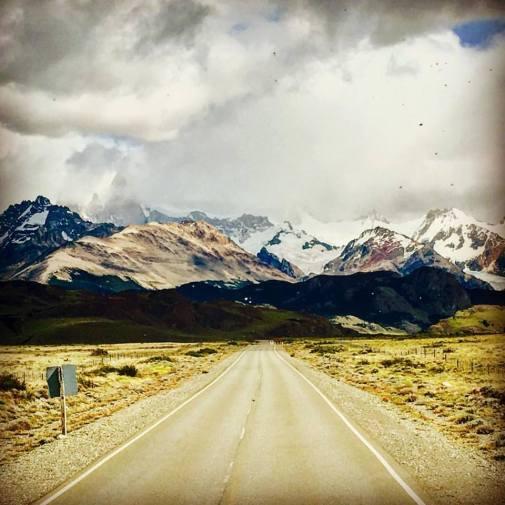 The Road to El Chaltén