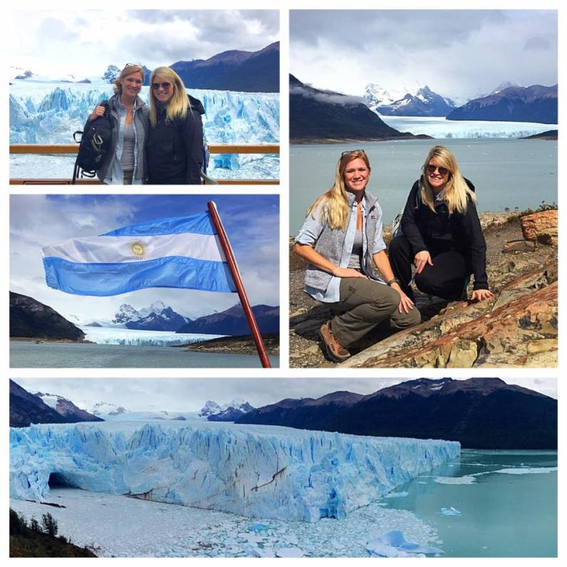 Ferry ride to Perito Moreno glacier in Los Glaciares National Park