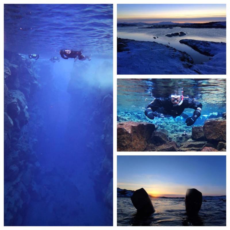 Icelanic Snorking