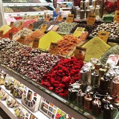 Grand Bazaar spices
